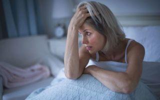 Симптомы и лечение депрессии при климаксе