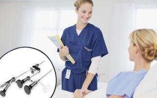 Как проводится гистерорезектоскопия