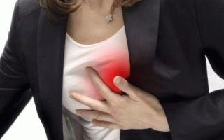 Причины боли в груди при задержке месячных и отрицательном тесте