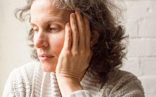 Прием успокоительных препаратов при климаксе
