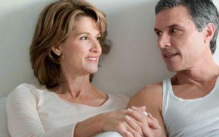 Возможна ли сексуальная жизнь во время климакса