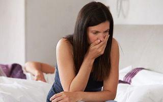 Токсикоз при внематочной беременности — норма или нет
