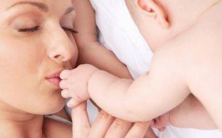 Причины появления обильных месячных после родов