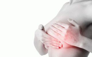 Как определить мастопатию молочной железы при климаксе