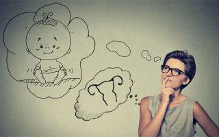 Какой должна быть толщина эндометрия для успешного зачатия