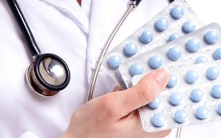 Препараты для медикаментозного лечения эрозии шейки матки