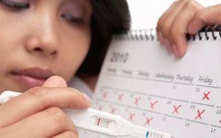 Возможные причины задержки месячных на 7-10 дней при отрицательном тесте