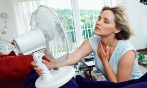 Почему перед и во время месячных бросает в жар