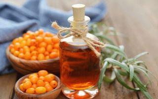 Применение облепихового масла при молочнице