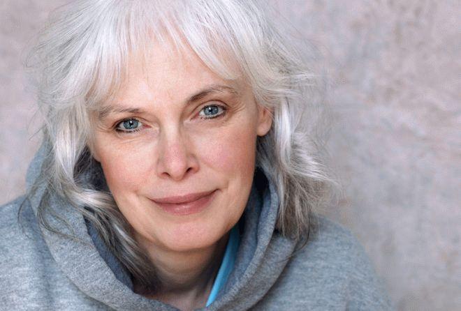 фото женщины в возрасте