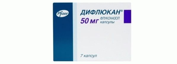 Дифлюкан: эффективная помощь при молочнице