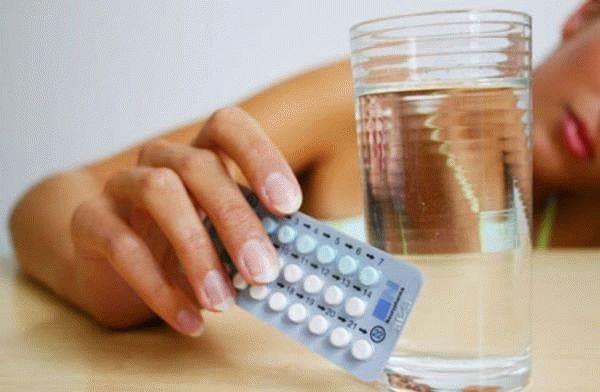 Пью противозачаточные таблетки начались месячные раньше срока 37