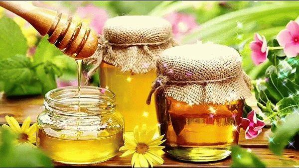 банки с медом