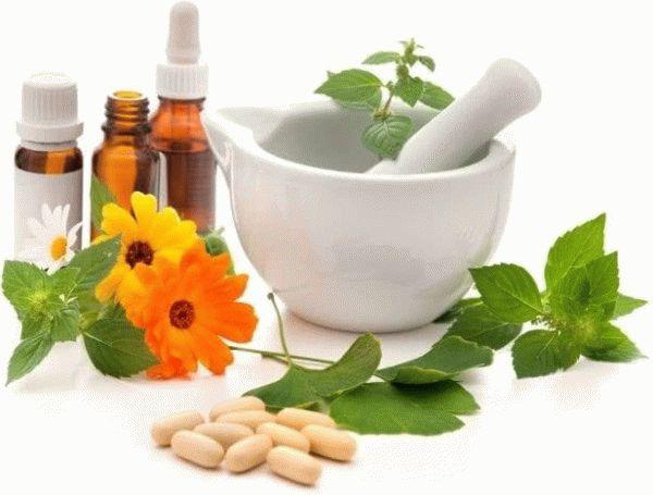 лекарства и травы