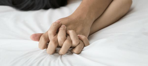 сцепленные руки