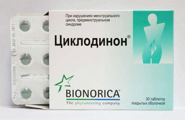 Таблетки для нормализации цикла 29