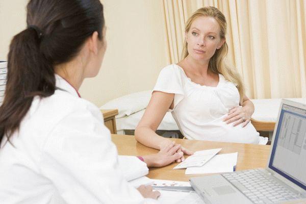 Желтые творожистые выделения при беременности