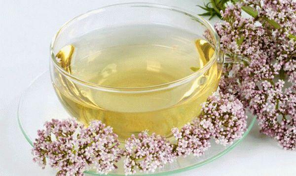 успокаивающий чай с травами