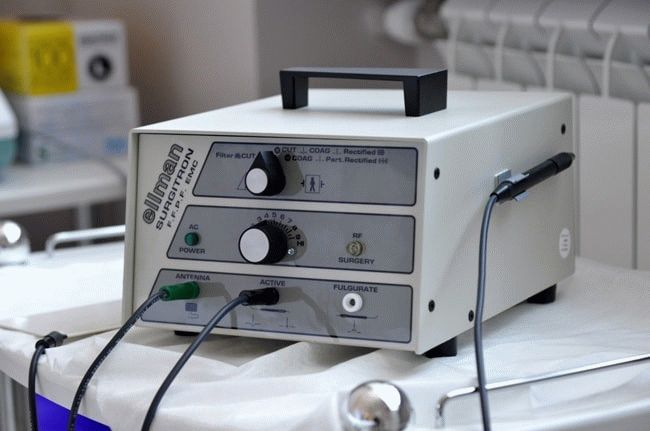 аппарат для прижигания