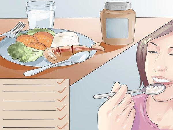 планирует рацион питания