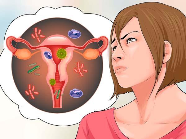 инфекция в матке