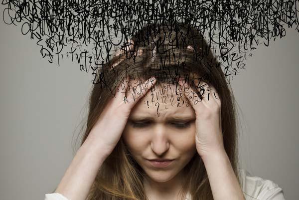 негативные мысли у женщины